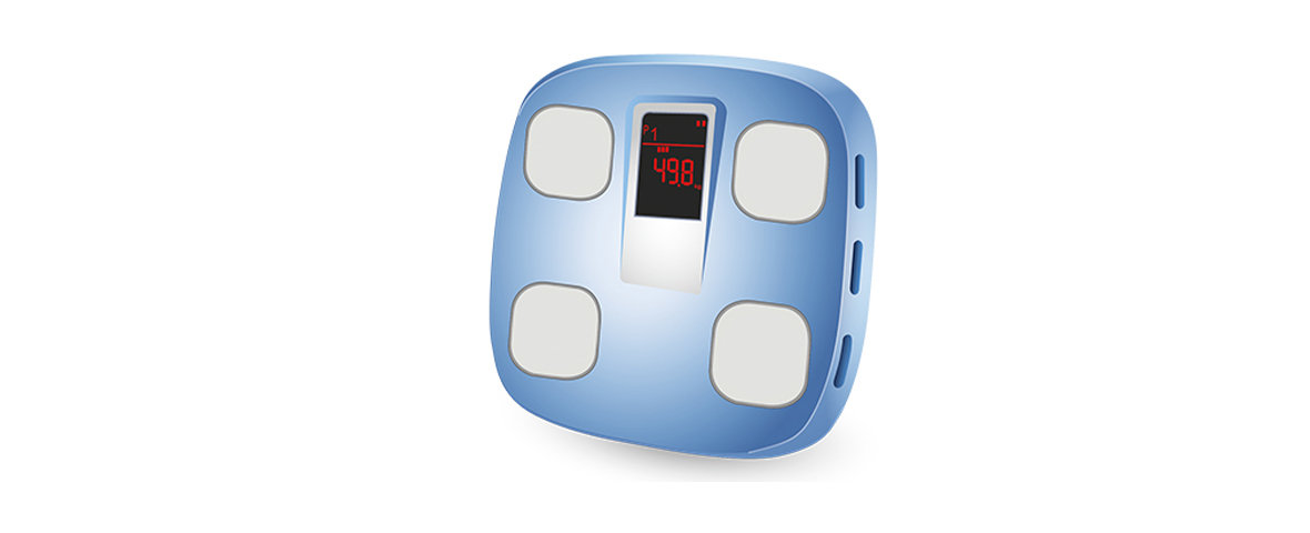 Holtek has released a dedicated MCU for body fat scale applications. which contains a fully integrated 24-bit Delta Sigma A/D converter and an AC body fat measurement circuit. This device can accommodate both four and eight electrode application types making it suitable for Bluetooth body fat scales as well as other applications that requiring body impedance measurements.